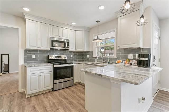 526 Brightwood Ave, Hampton, VA 23661 (#10382777) :: Atkinson Realty