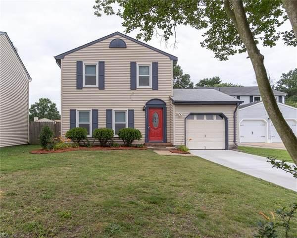 3544 Marvell Rd, Virginia Beach, VA 23462 (MLS #10382950) :: Howard Hanna Real Estate Services