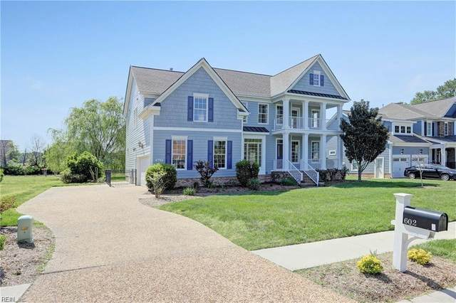 602 Founders Pointe Trl, Isle of Wight County, VA 23314 (#10383159) :: Momentum Real Estate