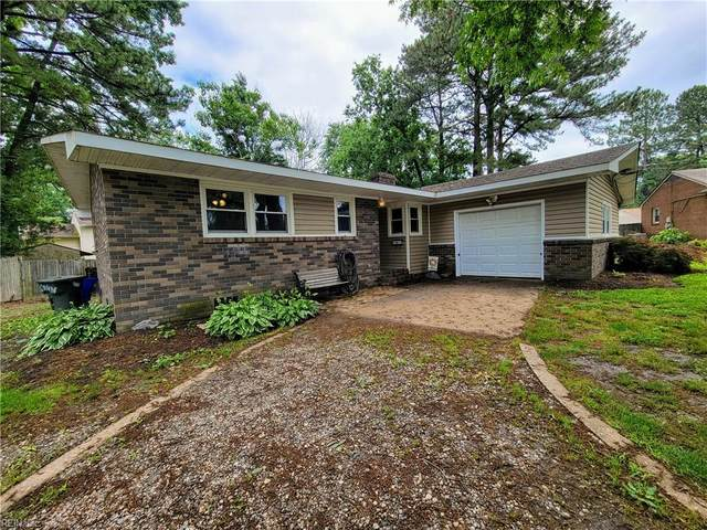 220 Hahn Pl, Newport News, VA 23602 (#10383244) :: Avalon Real Estate