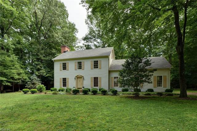 3503 Fieldcrest Ct, James City County, VA 23185 (#10383275) :: The Bell Tower Real Estate Team