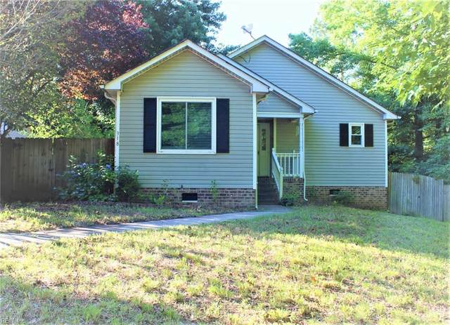 318 Wood Duck Ct, Suffolk, VA 23434 (#10383334) :: The Bell Tower Real Estate Team