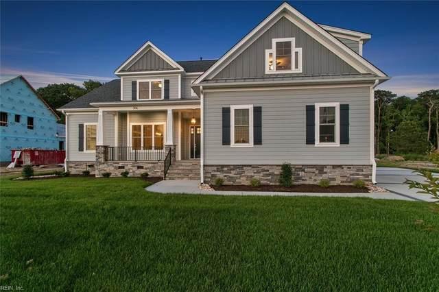 306 Octavia Dr, York County, VA 23693 (#10383400) :: Berkshire Hathaway HomeServices Towne Realty