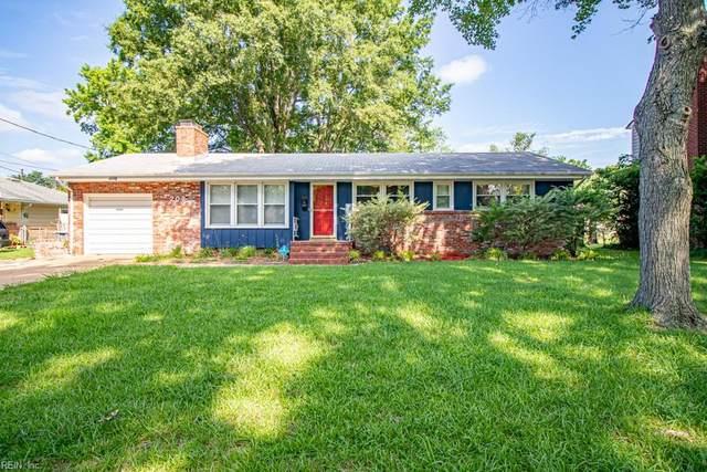 203 Charlton Dr, Hampton, VA 23666 (#10383479) :: Berkshire Hathaway HomeServices Towne Realty