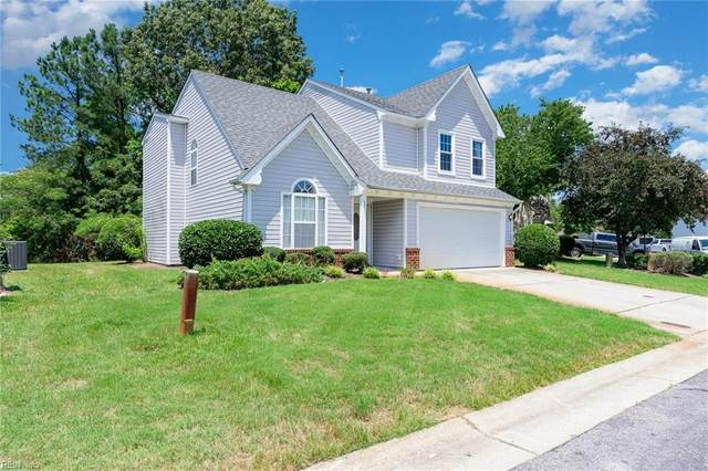 37 Creekside Dr, Portsmouth, VA 23703 (#10383494) :: Berkshire Hathaway HomeServices Towne Realty