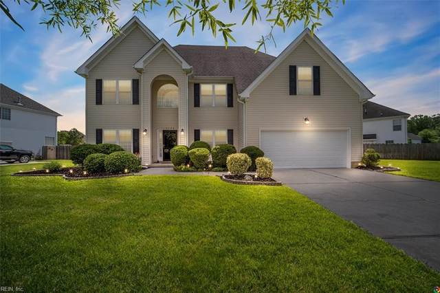 3108 Clarke Dr, Virginia Beach, VA 23456 (#10383544) :: Berkshire Hathaway HomeServices Towne Realty