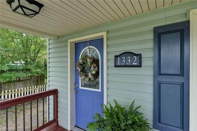 1332 Poquoson Ave, Poquoson, VA 23662 (#10383613) :: Atkinson Realty