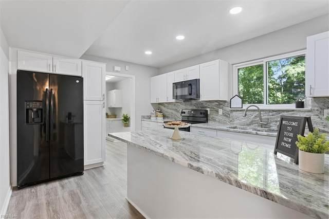763 Chatsworth Dr, Newport News, VA 23601 (#10383814) :: The Kris Weaver Real Estate Team