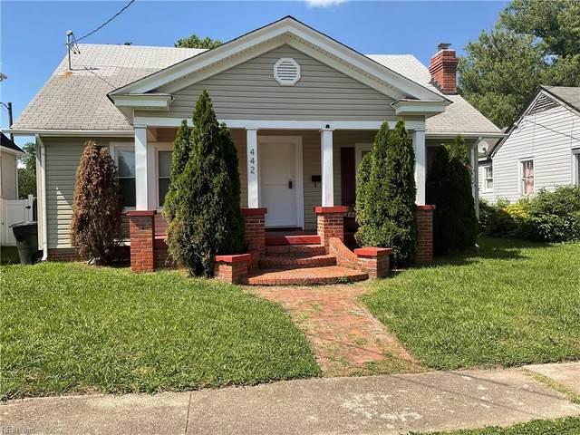 442 Lee St, Hampton, VA 23669 (#10383887) :: Abbitt Realty Co.