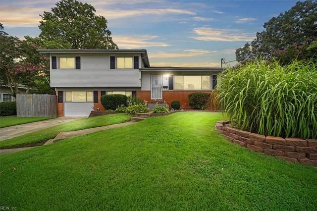 421 Cronin Rd, Virginia Beach, VA 23452 (#10383909) :: Berkshire Hathaway HomeServices Towne Realty