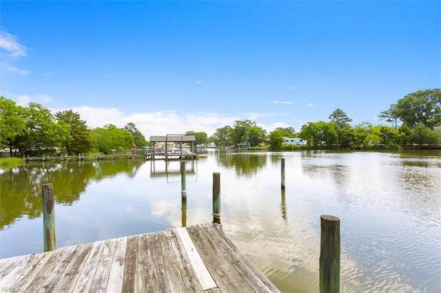 52 River Rd, Poquoson, VA 23662 (#10383937) :: The Bell Tower Real Estate Team