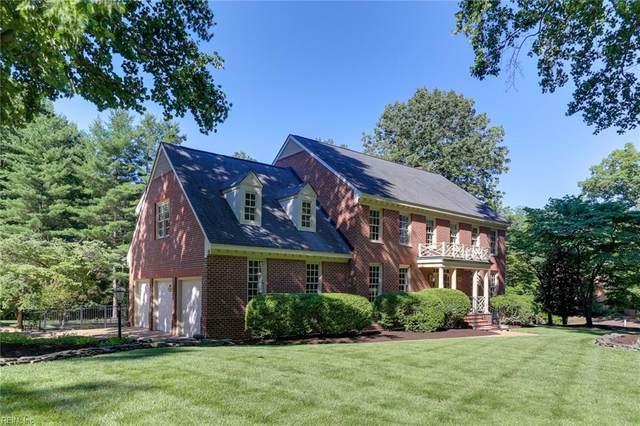 109 John Fowler, James City County, VA 23185 (#10384008) :: The Kris Weaver Real Estate Team