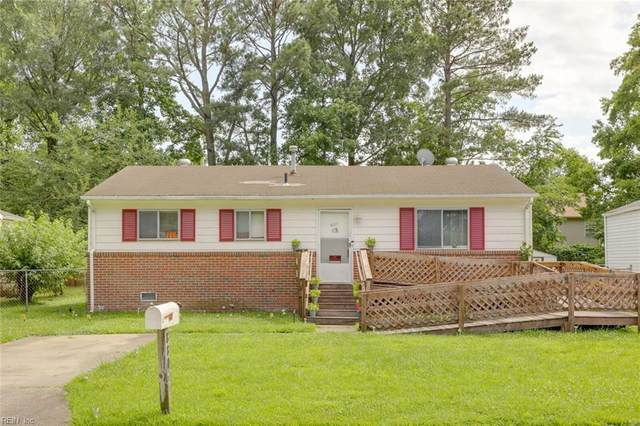 880 Cheyenne Dr, Newport News, VA 23608 (#10384037) :: Momentum Real Estate