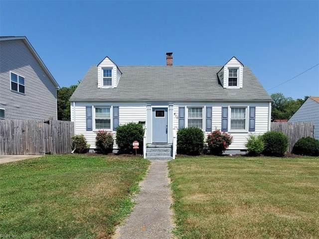 410 Seminole Rd, Hampton, VA 23661 (#10384310) :: Berkshire Hathaway HomeServices Towne Realty