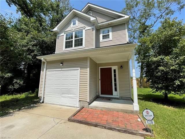 1236 Richwood Ave, Chesapeake, VA 23323 (MLS #10384590) :: Howard Hanna Real Estate Services