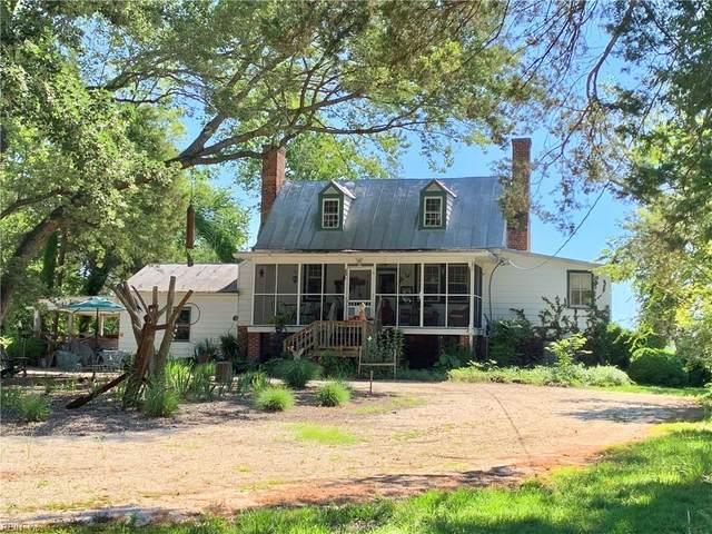 122 Poor House Ln, King & Queen County, VA 23161 (#10384948) :: Momentum Real Estate