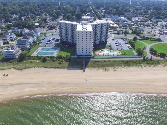 100 E Ocean View Ave #605, Norfolk, VA 23503 (#10385151) :: Berkshire Hathaway HomeServices Towne Realty