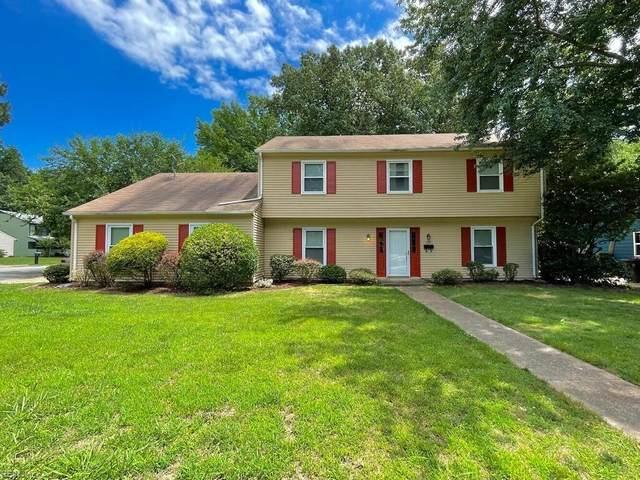 102 Bear Creek Xing, Hampton, VA 23669 (#10385156) :: Crescas Real Estate