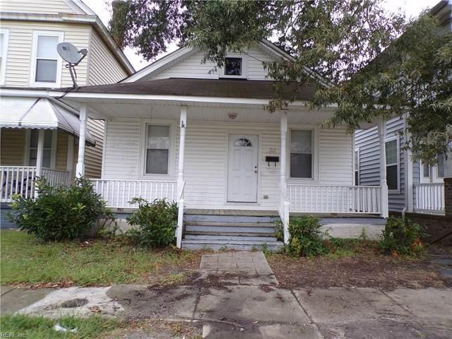 702 Forbes St, Norfolk, VA 23504 (#10385389) :: Verian Realty