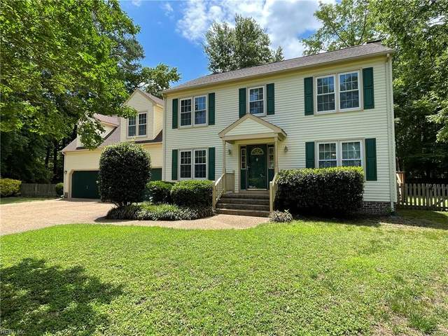 109 Waltons Approach, York County, VA 23693 (#10386582) :: Berkshire Hathaway HomeServices Towne Realty