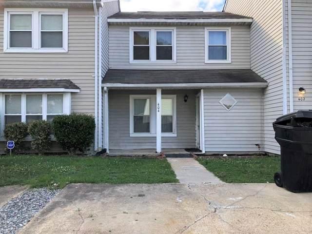404 Osprey St, Virginia Beach, VA 23462 (#10386667) :: Avalon Real Estate