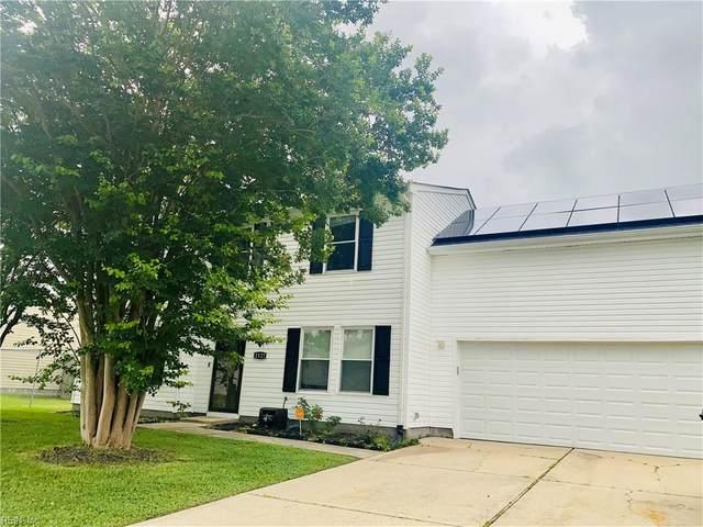 1327 E Eva Blvd, Chesapeake, VA 23320 (#10386806) :: Rocket Real Estate