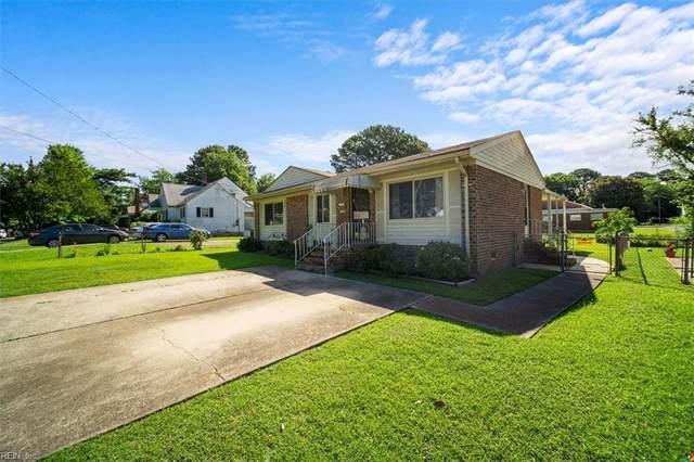 2125 Oregon Ave, Portsmouth, VA 23701 (#10386813) :: Rocket Real Estate