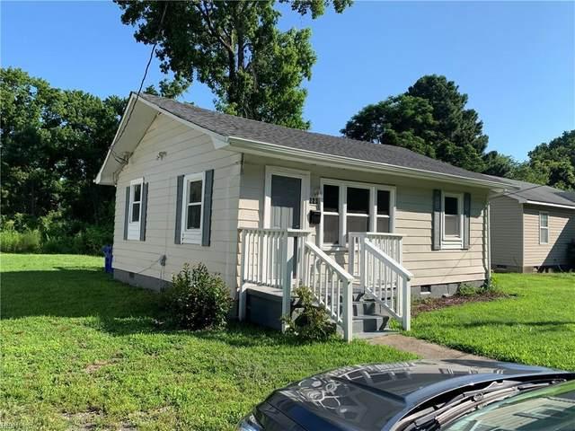 223 Choate St, Portsmouth, VA 23707 (#10386914) :: Crescas Real Estate