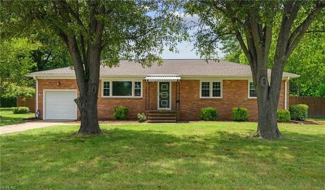 9 Ridgecrest Dr, Hampton, VA 23666 (#10386932) :: Rocket Real Estate
