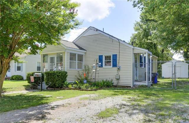 48 Harvard Rd, Portsmouth, VA 23701 (#10387110) :: The Bell Tower Real Estate Team