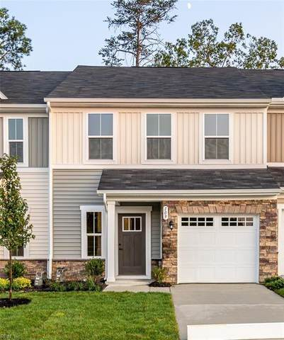 323 Capeside Ct 8B, York County, VA 23188 (#10387164) :: Momentum Real Estate