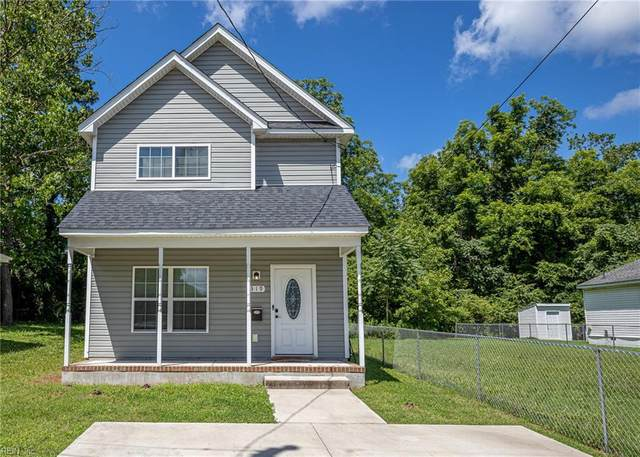 319 N 5th St, Suffolk, VA 23434 (#10387238) :: The Bell Tower Real Estate Team