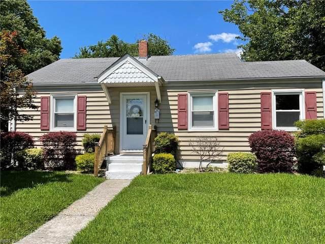 516 Gladstone Rd, Norfolk, VA 23505 (#10387289) :: The Kris Weaver Real Estate Team