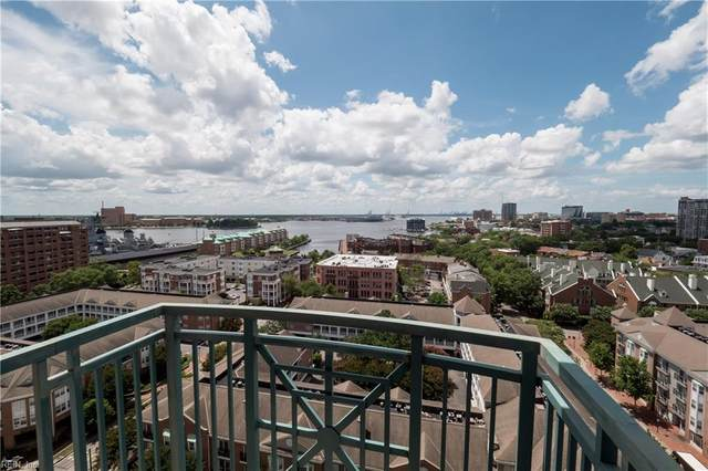 123 College Pl #1205, Norfolk, VA 23510 (#10387506) :: Berkshire Hathaway HomeServices Towne Realty