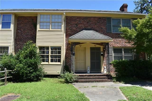 301 N Boundary St #2, Williamsburg, VA 23185 (#10387585) :: Crescas Real Estate