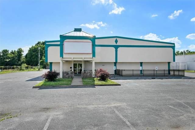 14859 Warwick Blvd, Newport News, VA 23608 (#10387833) :: Berkshire Hathaway HomeServices Towne Realty