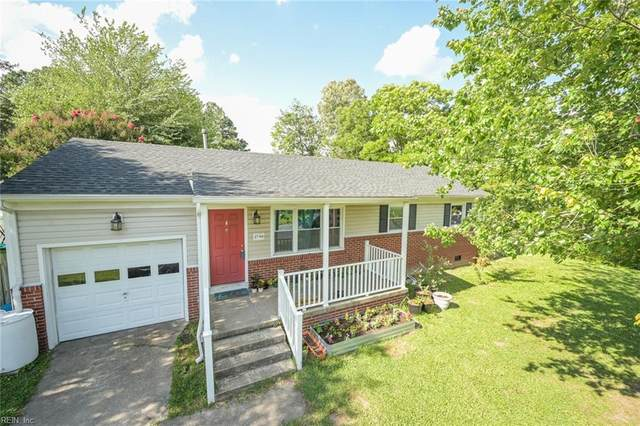 2740 Fenway Ave, Chesapeake, VA 23323 (#10387980) :: The Bell Tower Real Estate Team