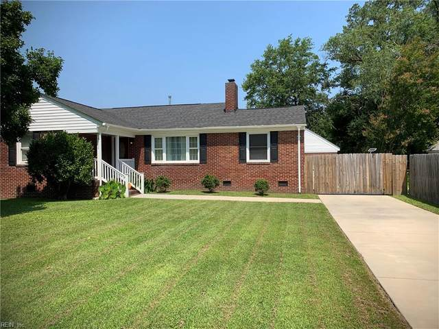 3908 Turnpike Rd, Portsmouth, VA 23701 (#10388272) :: Judy Reed Realty