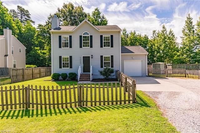 1222 Old Williamsburg Rd, York County, VA 23690 (#10388542) :: Judy Reed Realty