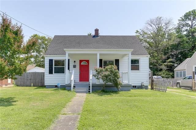 645 Surry St, Portsmouth, VA 23707 (MLS #10388623) :: AtCoastal Realty