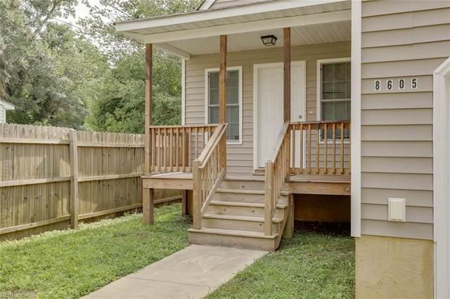 8605 Pocahontas Trl, James City County, VA 23185 (#10388732) :: Austin James Realty LLC