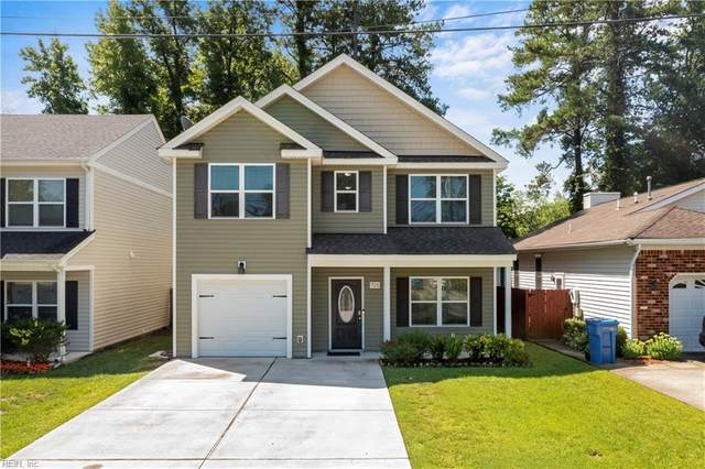 721 Bloom Ave, Chesapeake, VA 23325 (#10388850) :: RE/MAX Central Realty