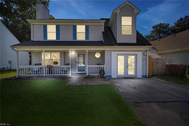 10 Northcutt Dr, Hampton, VA 23664 (#10389172) :: Crescas Real Estate