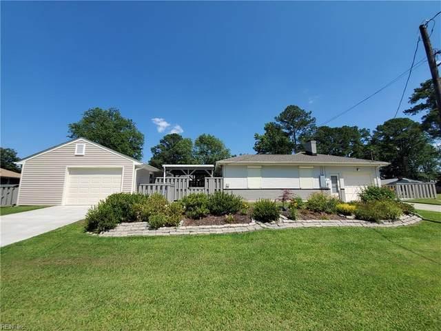 4020 Nina Dr, Chesapeake, VA 23321 (#10389185) :: The Bell Tower Real Estate Team