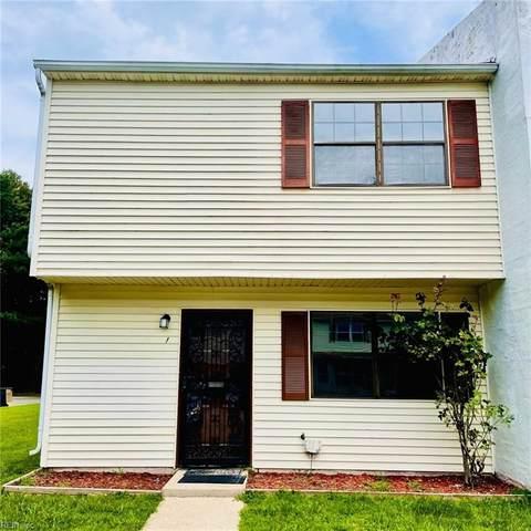 1 Sparrow Ct, James City County, VA 23185 (#10389191) :: Atlantic Sotheby's International Realty