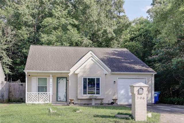 706 Kings Ridge Dr, Newport News, VA 23608 (#10389308) :: Austin James Realty LLC