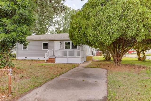 7305 Chestnut Ave, Newport News, VA 23605 (#10389332) :: Rocket Real Estate