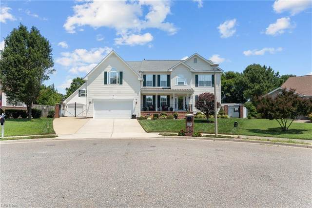 19 Ducette Dr, Hampton, VA 23666 (#10389336) :: The Bell Tower Real Estate Team