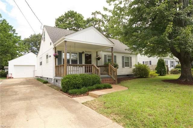 1342 Boxwood Cir, Norfolk, VA 23518 (#10389482) :: RE/MAX Central Realty