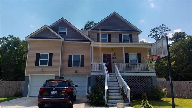 1408 Poquoson Ave, Poquoson, VA 23662 (#10389525) :: RE/MAX Central Realty